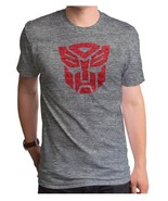 The Transformers 80's Anime TV Show Autobot Logo Symbol Tri-Blend SOFT T... - £12.42 GBP+
