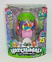 Hatchimals CollEGGtibles Crystal Canyon Secret Scene Playset NEW - $13.29