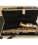 Bundy II Tenor Saxophone By The Selmer Company-Serial No.761415 with Har... - $395.01