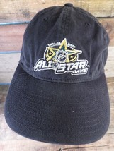 All Star Game DALLAS 2007 Hockey NHL Black Reebok Adjustable Adult Cap Hat - $12.86