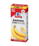 McCormick Banana Extract, 2 fl oz - $5.00