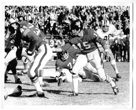 Vintage Press Photo of Texas Tech Quarterback Handing Off versus Baylor  - $14.85