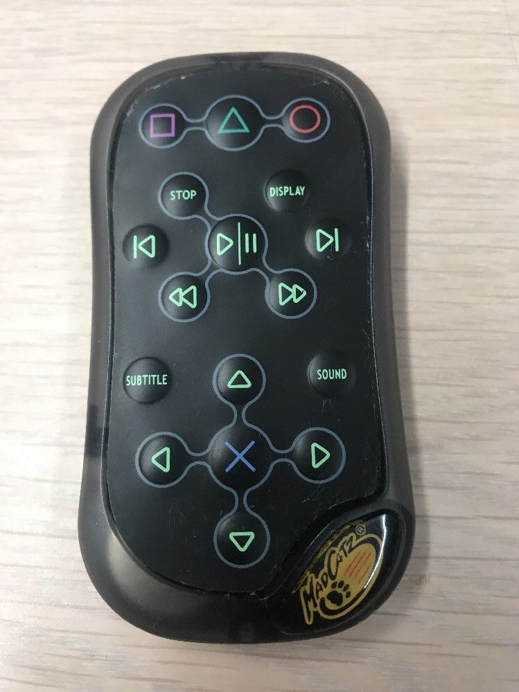 Madcatz Remote Control Tested And Cleaned         E9