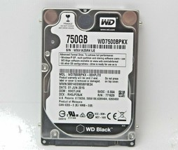 """2.5"""" inch Laptop Hard Drive 750 GB SATA For Windows or Mac Dell HP Toshi... - $30.38"""