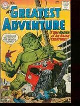 My Greatest Adventure #46 '60 Construction Monster Cvr VG/FN - $50.44
