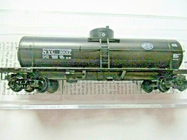 Micro-Trains # 06500106 New York Central 39' Single Tank Car N Scale image 1