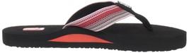 Women's Teva Mush Flip Flops Antiguous Poppy  Sz 7 - $24.00