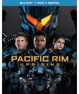 Pacific Rim Uprising [Blu-ray+DVD+Digital] (2018) - $7.95