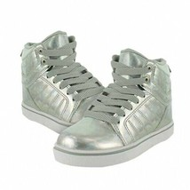 Heelys Kids Uptown Hologram Silver/Hologram Sneaker Size 13c - $64.34