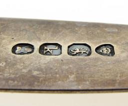 Antique Silver London H.M. George IV Sugar Bows / Tongs, 1825 by Thomas Barker - $53.14