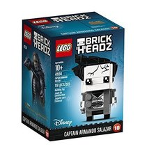 LEGO BrickHeadz Captain Armando Salazar 41594 Building Kit - $15.18