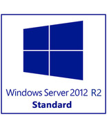 Windows Server 2012 R2 Standard Key & Download - $12.50