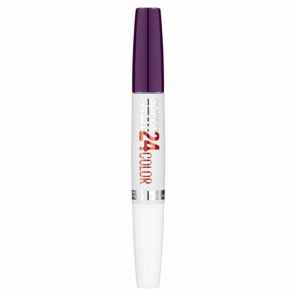 Maybelline Superstay Color 24h  Lipcolor - 363 All Day Plum - $5.78