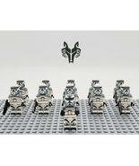 11pcs/set Star Wars Commander Wolffe 104th Battalion Wolfpack Custom Min... - $21.99