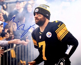Ben Roethlisberger Autographed Signed Pittsburgh Steelers 8x10 Photo w/COA - $89.99