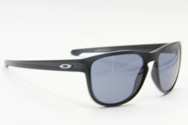 NEW OAKLEY OO9342-01 SLIVER BLACK AUTHENTIC FRAME SUNGLASSES 57-17 W/CASE - $80.41