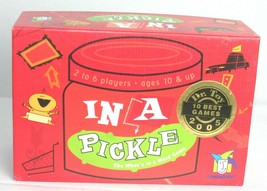 In a Pickle Card Word Game Night School Family Teachers Fun 10+ - $7.84