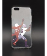 """FCMSC037 "" CLEAR SPORTS IPHONE CASES5 - $16.98"