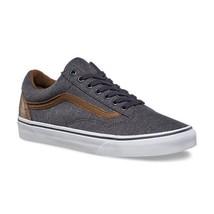 VANS Old Skool (Denim C&L) Periscope Dachshund Sneakers Womens Size 8.5 - $57.95