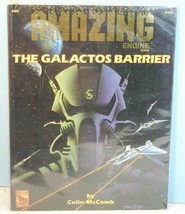 AM5 Amazing Engine System The Galactos Barrier TSR 1983 - $21.78
