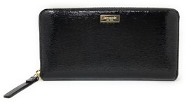 Kate Spade Bixby Place Neda Black Patent Leather Wallet - NWT - $145 MSRP! - $59.95
