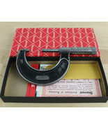 "Vintage Starrett Outside Micrometer Caliper No. 436 1""-2"" w/ Original Bo... - $39.59"