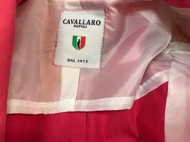 Cavallaro Napoli Rose Blazer, Femmes Euro Taille 36 (Compatible avec Us 4 ), W/O image 4