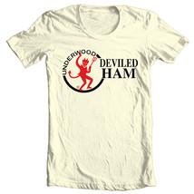 Underwood Deviled Ham T-shirt funny Family Guy Spam retro 80's 100% cotton tee image 2