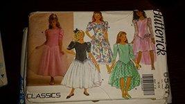 Butterick Classics Girls Dress sz 12-14 6547 - $5.44