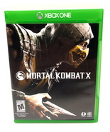 Microsoft Game Mortal kombat x - $13.99