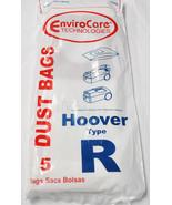 Envirocare Generic Hoover Type R Dust Bags, 5 Pack - $5.36