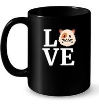 Love Guinea Pig Ceramic Mug   Funny Guinea Pig Ceramic Mug - $13.99+