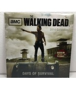 The Walking Dead 2014 Calendar New - $18.92