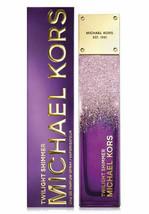 Michael Kors TWILIGHT SHIMMER Eau De Parfum Perfume Spray Woman 3.4oz 10... - $94.50
