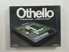 Othello Board Game 1990 Pressman #4435 - $21.49