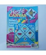 Plastic Canvas World July 1996 Volume 5 Number 4 - $8.24