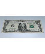 2013 Banconota Dollaro Stati Uniti Banca Kulna , Estonia Posta 000 76613... - $12.39