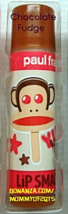 Lip Smacker Paul Frank Chocolate Fudge Julius Lip Gloss Balm Chap Stick Rare - $5.50