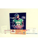 Lakers LeBron James First TV High School 2003 Pangos Classic Program & T... - $249.99