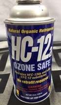 REFRIGERANT HC-12a R12a R 12a , R-12 REPLACEMENT A/C RECHARGE 1 FULL Can - $20.00