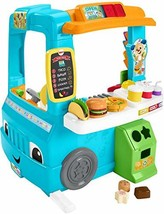 Fisher-Price Laugh & Learn Servin' Up Fun Food Truck - $109.97