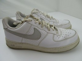 Nike Air Force 1 Men's Shoes Size 14 White 315122-106 (2008) - $29.69