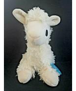 "Manhattan Toy Alpaca Llama Plush Cream Furry NEW 9"" Stuffed animal - $22.24"
