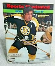 Sports Illustrated November 1973 Phil Esposito Boston Bruins Joe Paterno - $6.92
