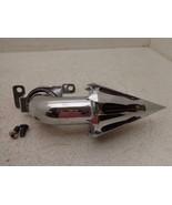 1993-1999 Harley Davidson Evo SPIKE CONE AIR CLEANER W/ COVER CHROME - $129.95