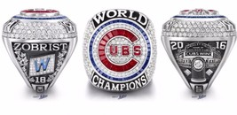 2016 Chicago Cubs World Series Championship Ring size 11 US Sellr Goat Z... - $18.62