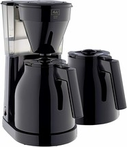 Melitta Coffee Maker Of Drip Therm II Designer Thermique Insulated Function Easy - $299.00
