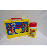 ORIGINAL Vintage 1973 Little Orphan Annie Lunch Box w/ Thermos (minor da... - $27.69
