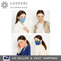 [ LOZPERI ] Copper Infused Face Mask Reusable [Made In Korea] Choose You... - $9.00