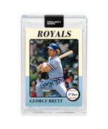 Topps PROJECT 2020 Card 112 - 1975 George Brett by Oldmanalan - $34.64